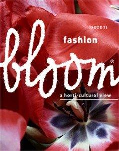 """BLOOM"" a magazine edited by LI Edelkoort"