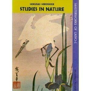 """STUDIES IN NATURE, Masterworks of Ukiyo-e"" by Muneshige Narazaki"