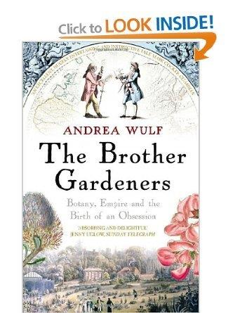 """THE BROTHER GARDENERS"" by Andrea Wulf"